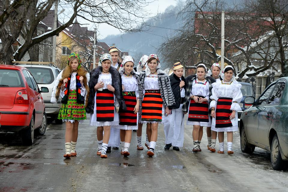 Români din Ucraina